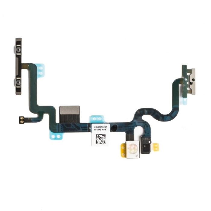 iPhone 7 Power and Audio Flex Cable Replacement with Metal Bracket