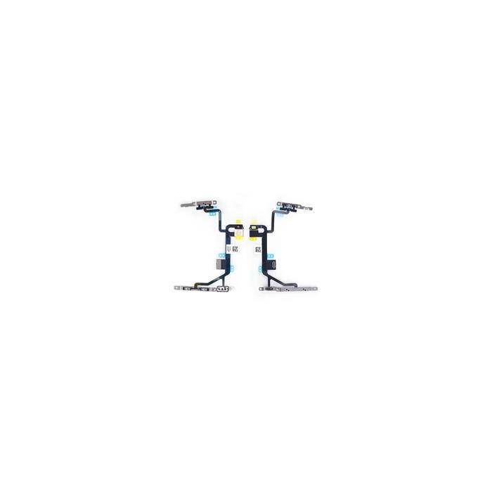 iPhone 8 Power and Audio Flex Cable Replacement with Metal Bracket