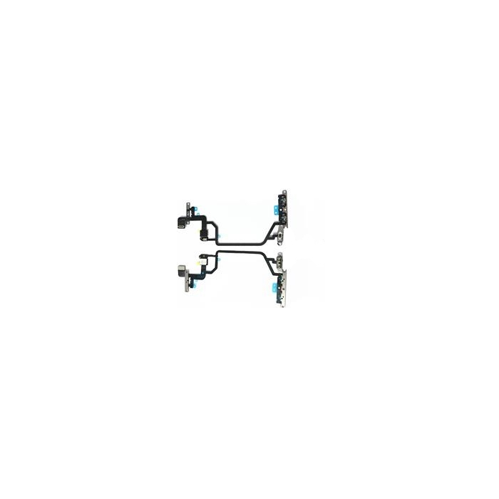 iPhone XR Power and Audio Flex Cable Replacement with Metal Bracket